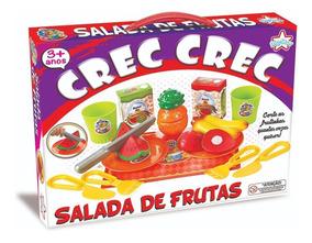 Linha Completa Crec Crec - Lanchar, Sorve., Aniver. E Frutas