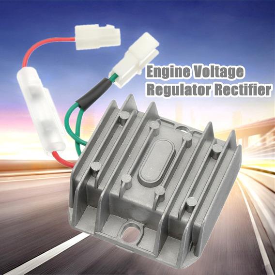 1 Pcs Generator Motor Voltagem Regulador Avr Para Kipor Kama