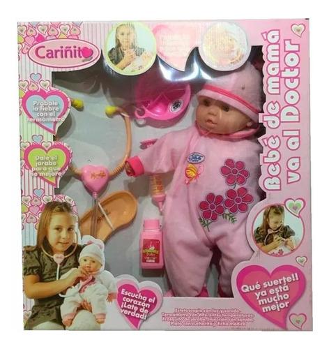 Toys Palace Bebe De Mama Al Doctor