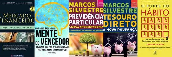 O Poder Do Hábito + Mercado Financeiro Tesouro Direto + Ment