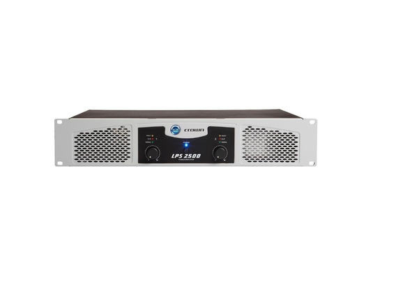 Amplificador Power Crown Lps 2500 Home Theather 1400w