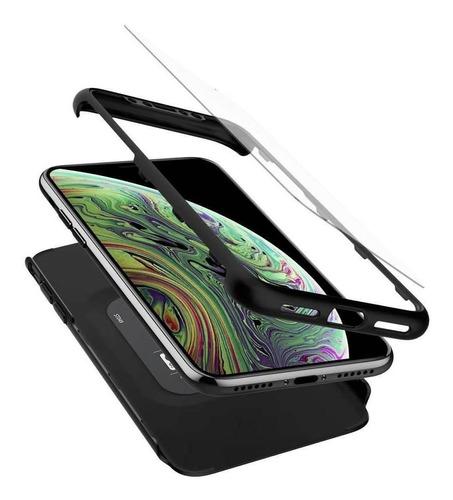 Imagen 1 de 6 de Spigen Thin Fit 360 Designed For Apple iPhone XS Case (2018)