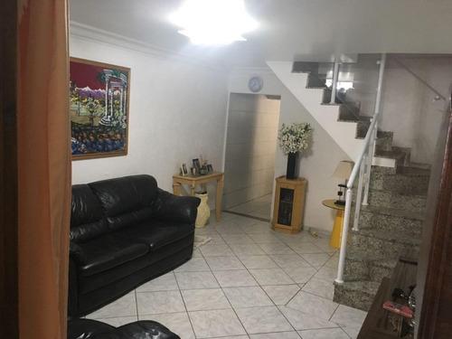 Sobrado Residencial À Venda, Vila Formosa, São Paulo. - So6228