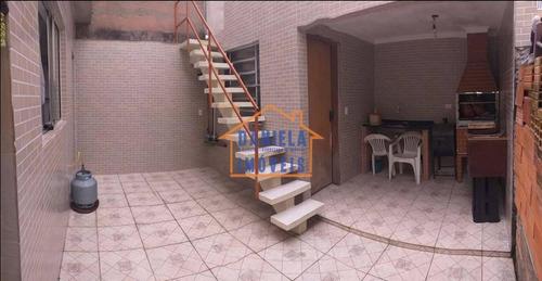 Casa De 2 Quartos Para Venda - Vila Luzita - Santo André - Izm7017d-459133