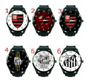 Relógio Varios Modelos Times Futebol Oferta Esportivo T754