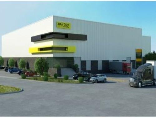 Nave Industrial En Parque Industrial Milimex, Santa Catarina