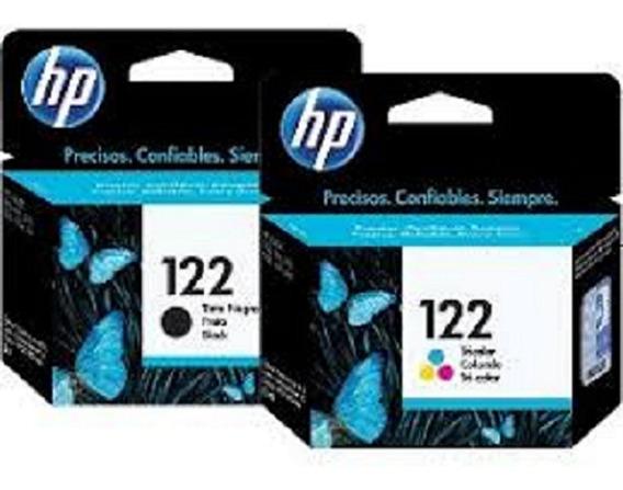Cartuchos Hp 122 100% Garantizado Nuevo.