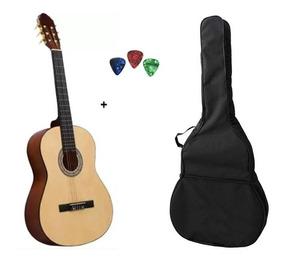 Violão Acústico Harmonics + Capa + Palhetas