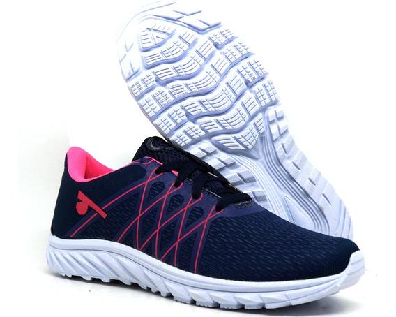 Tênis Feminino Ecologic Running Caminhada Academia