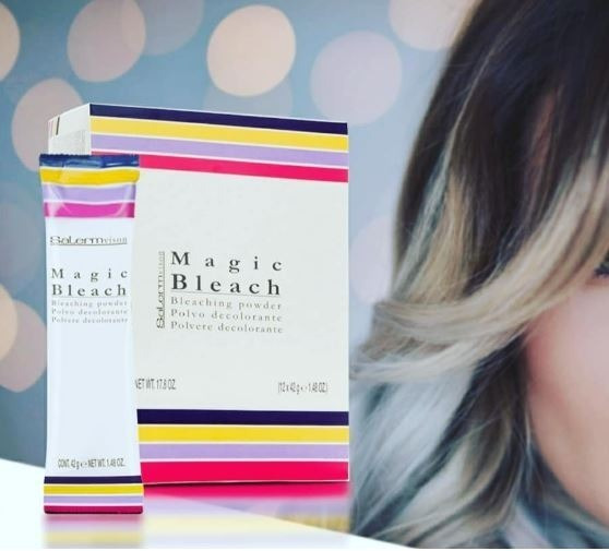 Decolorante Magic Bleach Salerm Sobre 30gr