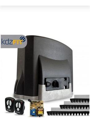 Kit Para Portões Eletrônico Garem Kit Fit 1/4 Completo