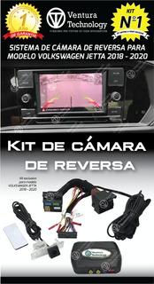 Camara De Reversa Para Vw Jetta 2018 - 2020