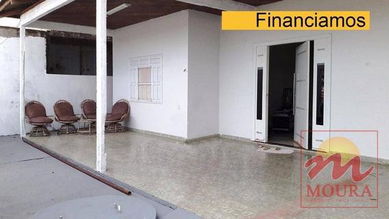 Casa Residencial À Venda, Pantanal, Macapá. - Ca0378