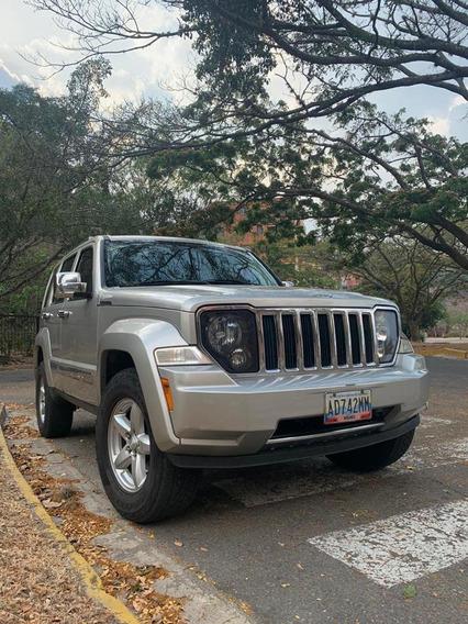 Jeep Cherokee Limite 4x4 Kk 5ptos 2009
