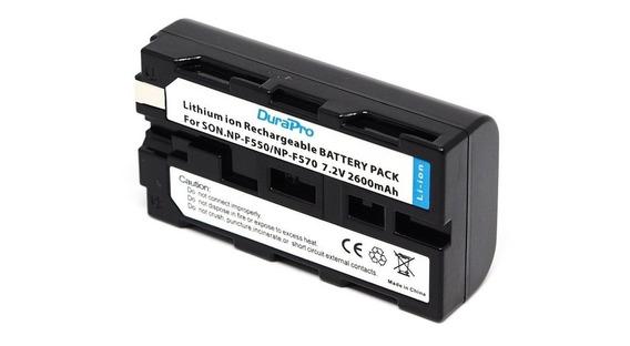 Bateria Sony Np-f550 2600mah F550 F570 F330 F970 F750 +nf