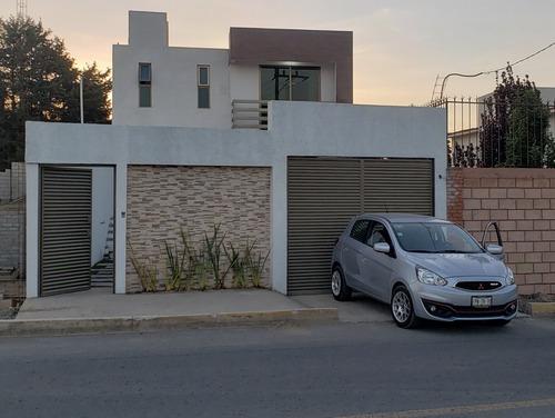 Imagen 1 de 14 de Casa Nueva En Cacalomacan, Toluca