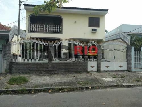 Casa De Rua-à Venda-praça Seca-rio De Janeiro - Vvca30102