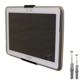 Suporte Parede iPad E Tablet Apple Samsung - Kit 24 Unidades