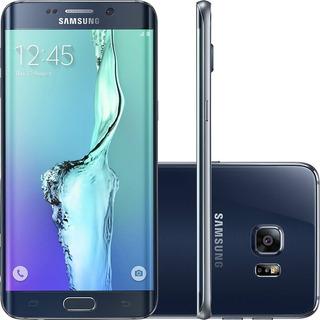 Samsung Galaxy S6 Edge Plus 32gb G928g 16mp Preto Vitrine 1