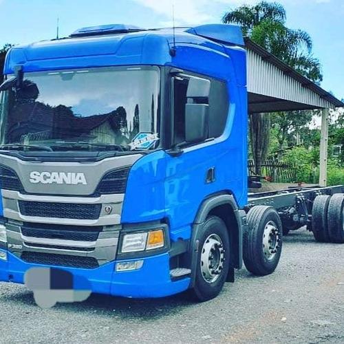Scania P320  Scania P320 Bitruck