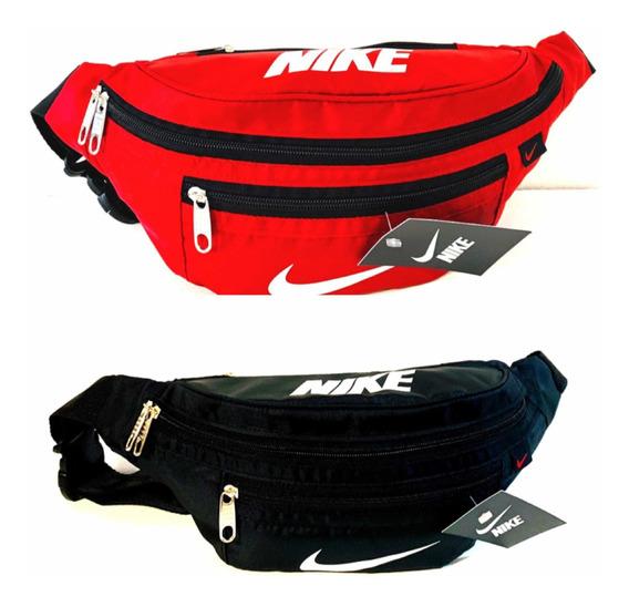 2 Cangureras Sport 100% Ligera Y Práctica Nike Elige Colores