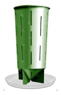 Mad Rocket 25 Litros Autopoda Con Plato - Up! Growshop