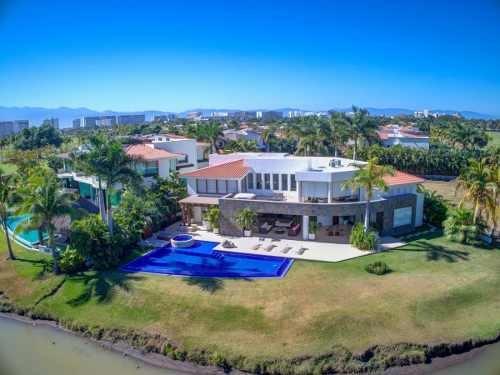 Hermosa Casa En El Tigre, Nuevo Vallarta, Mariposas 100