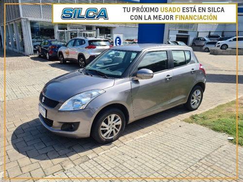 Suzuki Swift Gl 2014 Gris Oscuro 5 Puertas