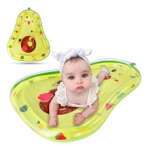 Tummy Time Baby Water Mat Centro De Atividade Infantil Abaca