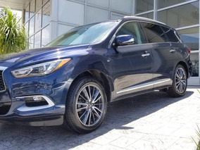 Infiniti Qx60 2017 3.5 Perfection Plus Cvt