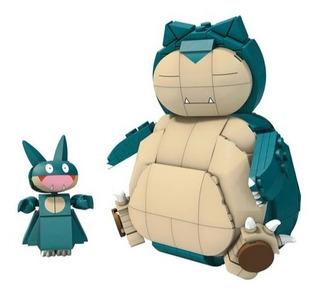 Mega Construx Pokémon Snorlax Munchlax Regalo Dia Del Niño