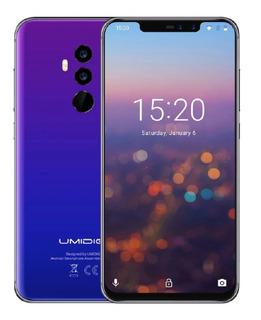Umidigi Z2 Se (64gb/4gb) + Audífonos Bluetooth Gratis