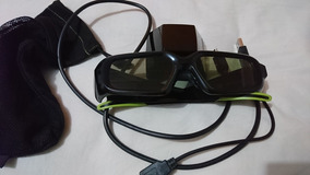 Óculos 3d Nvidia 3d Vision Original