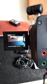 Filmadora Zoon Q4 Câmera Do Músico
