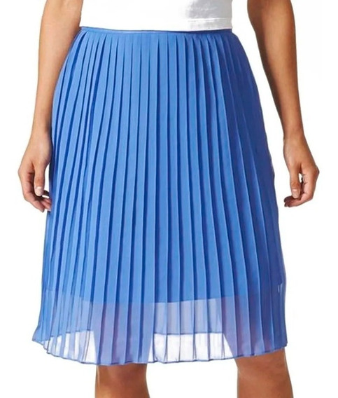 Falda Originals Plisada Elements W Mujer adidas Full Cf9973