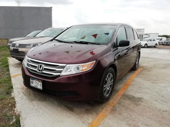 Honda Odyssey 2011 3.5 Exl Mt