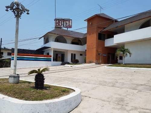 Se Vende Hotel Equipado En Martinez De La Torre, Veracruz.