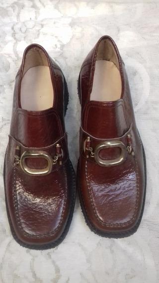 Zapatos Varón Talle 32 Suelas Febo