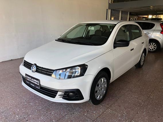 Volkswagen Voyage 1.6 Trendline Gnc 2017