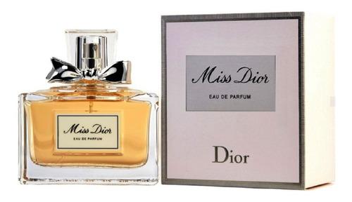 Perfume Mujer Miss Dior Christian Dior Eau De Parfum 100ml