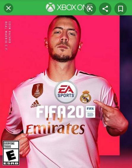 Fifa 20 Xbox One Mídia Digital (offline/online)