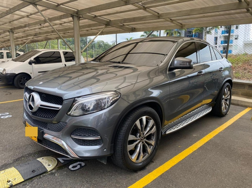 Mercedes Benz Gle 350d Coupe  2017