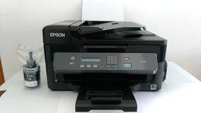 Kit Impressora Epson Tanque De Tinta