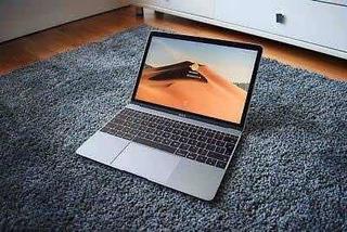 Macbook Retina 12 Pulgadas 250gb Excelente Estado
