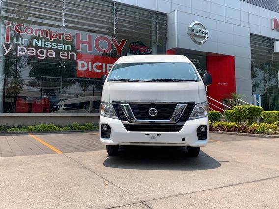Camionetas Nissan Urvan 15 Pasajeros