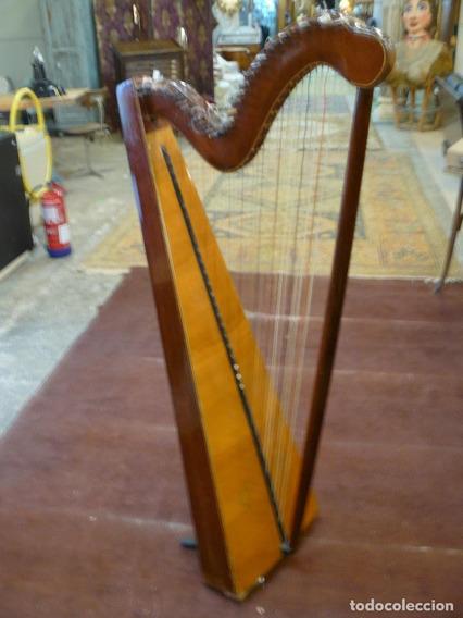 Arpa Profesional, 32 Cuerdas Nuevas. En Bachaquero./.zulia