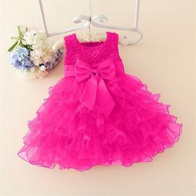 0c1ba14d1 Promocion Vestido Niña Princesa Fiesta Bautizo Cumpleaños