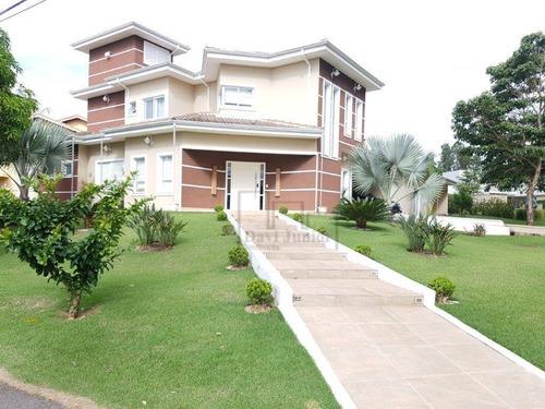 Casa À Venda, 396 M² Por R$ 2.500.000,00 - Condomínio Vale Do Lago - Sorocaba/sp - Ca2197