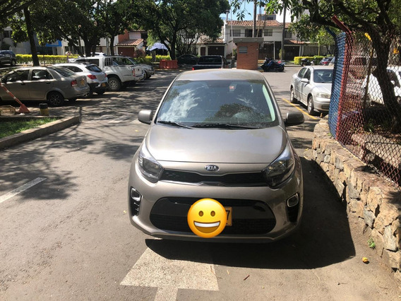 Kia Picanto 2019 Como Nuevo 5.300 Kms