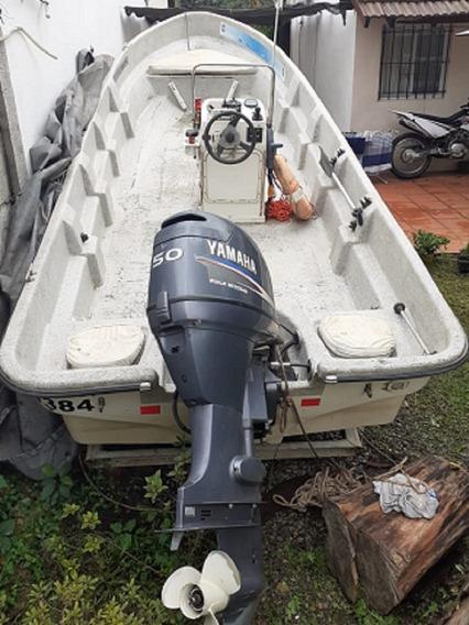 Tracker Lancha Embarcación De Pesca 6.2mts Yamaha 50hp 4t